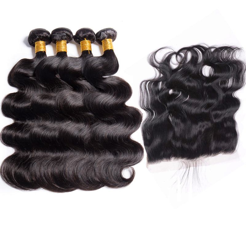 5 Bundles & Frontal