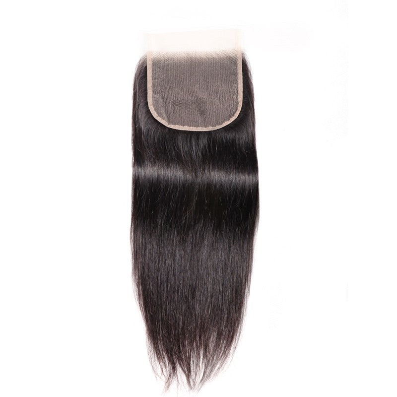 Straight 5x5 HD 18 Inch Closure