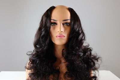 Loosewave Hair U-Part Unit  22 Inches