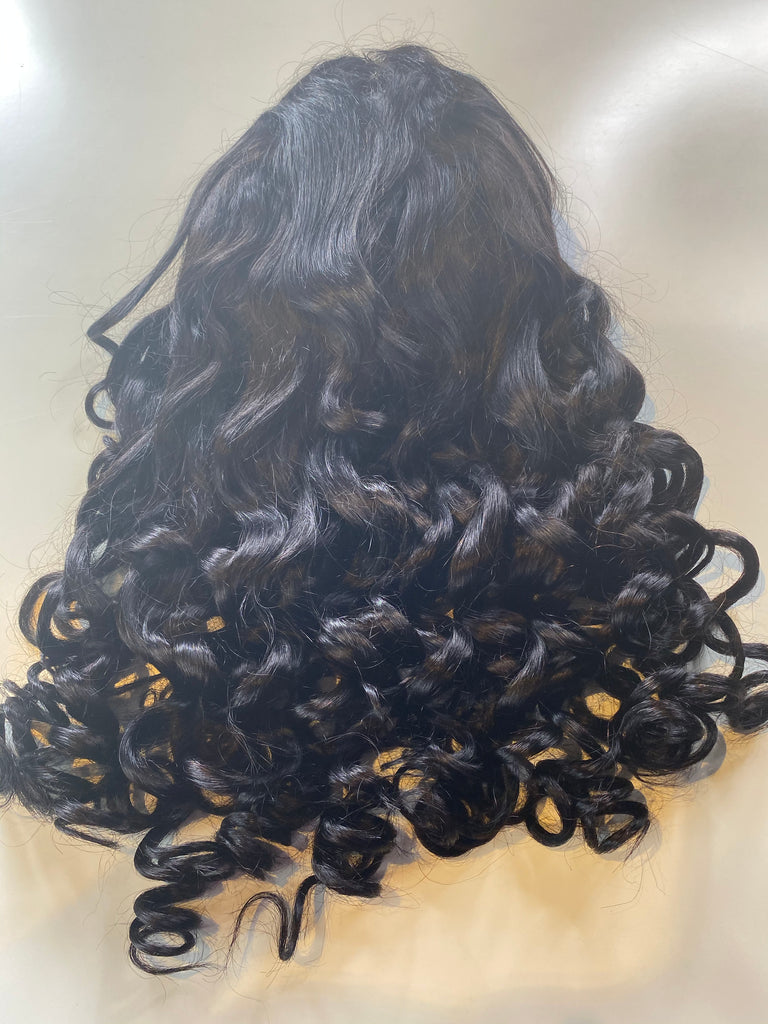 Loosewave Front Lace 28 Inch Unit 150 Density
