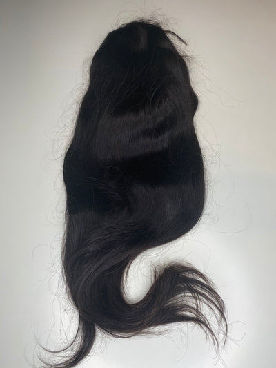 Straight Front Lace Unit 20 inches 150 Density