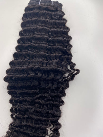 1 Curly Inch Bundle 24 Inches