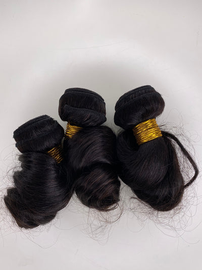 3 Loosewave Bundles 16-16-16 Inches