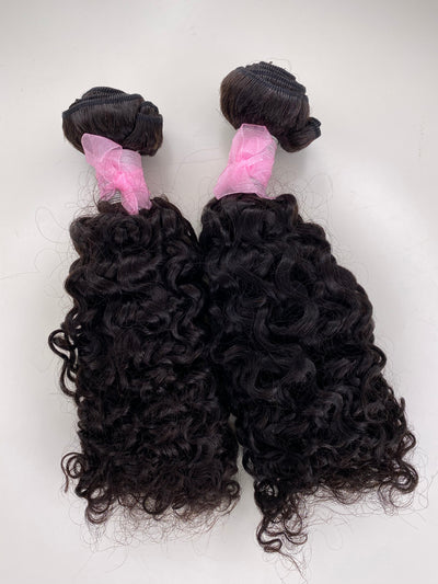 2 Curly Bundles 14-16
