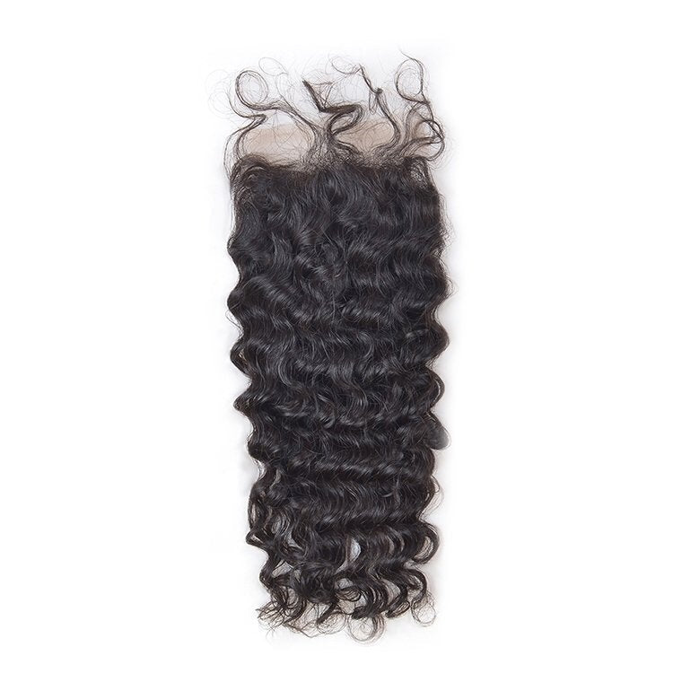 Raw Curly Closure
