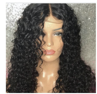 Deepwave Glue-Less Closure Wig Unit