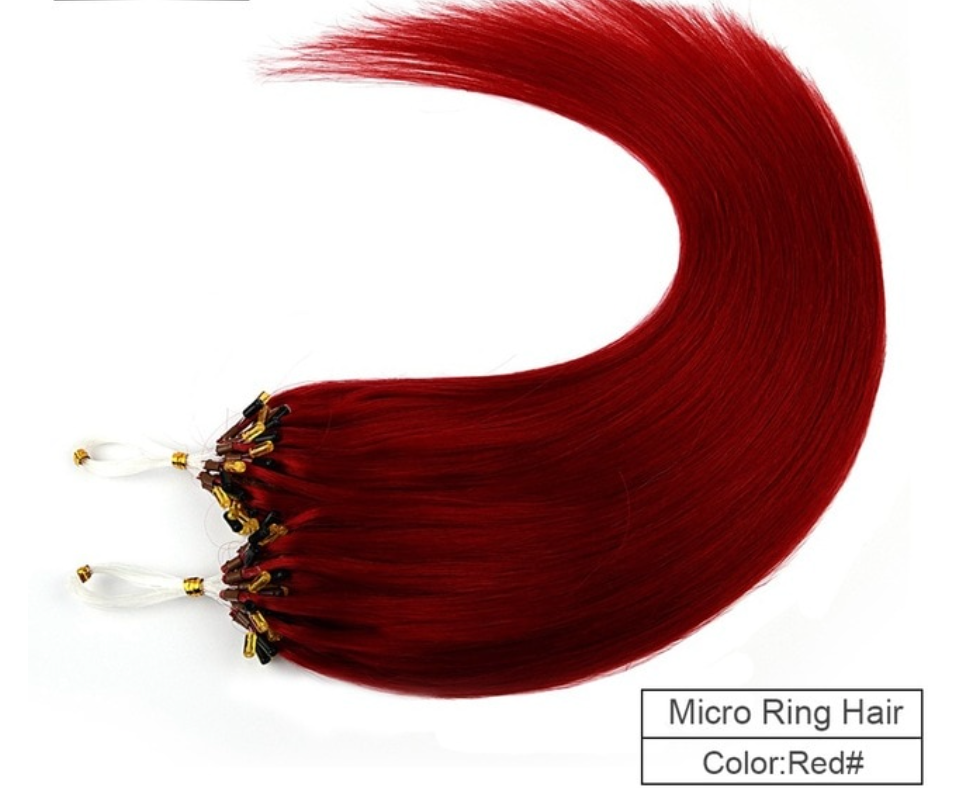 Red Color Micro-Links
