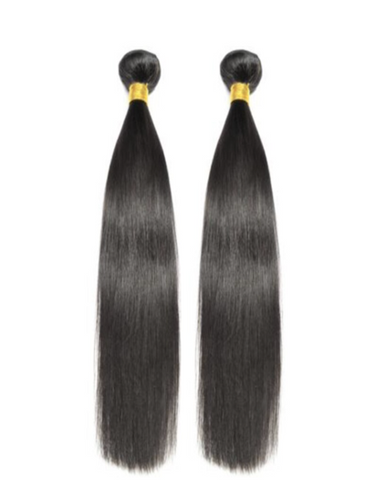 2 Straight Hair Bundles ( I Am A Queen Collection)