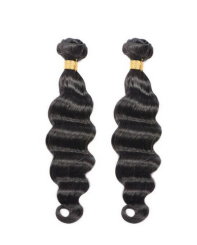 2 Loose Deepwave Bundles ( I Am A Queen Collection)