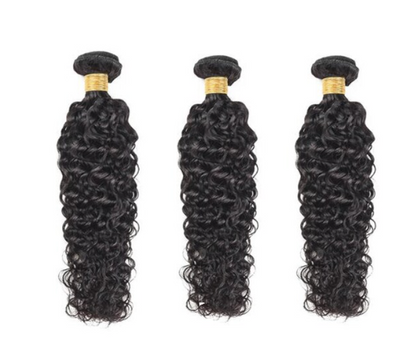 3 Natural Wave Bundles ( I Am A Queen Collection)