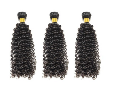 3 Curly Bundles ( I Am A Queen Collection)