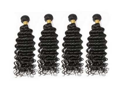 4 Deepwave Bundles( I Am A Queen Collection)