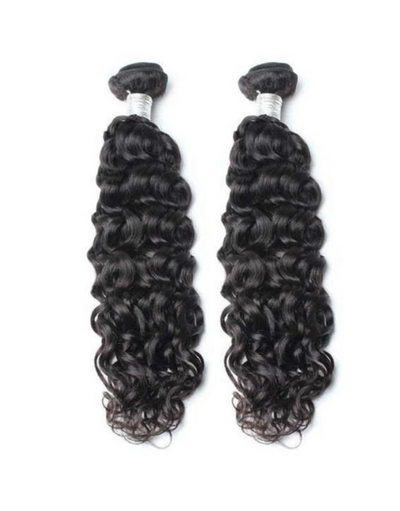 2 Natural Wave Bundles (Goddess Collection)