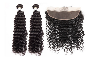 2 Deepwave Bundles & Frontal ( Goddess Collection)