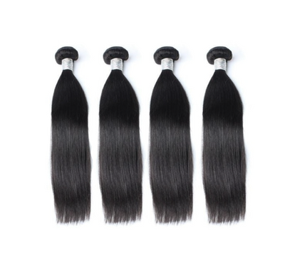 4 Straight Bundles( Goddess Collection)