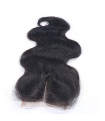 Standard Lace Middle Part Closure (4x4)