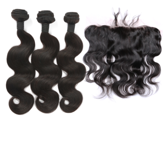 3 Bundles with FREE Frontal ( Special )