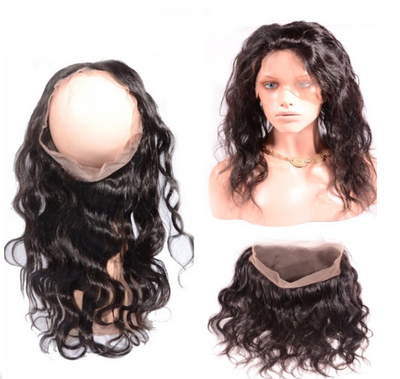 4 Bundle Deal with 360 Frontal