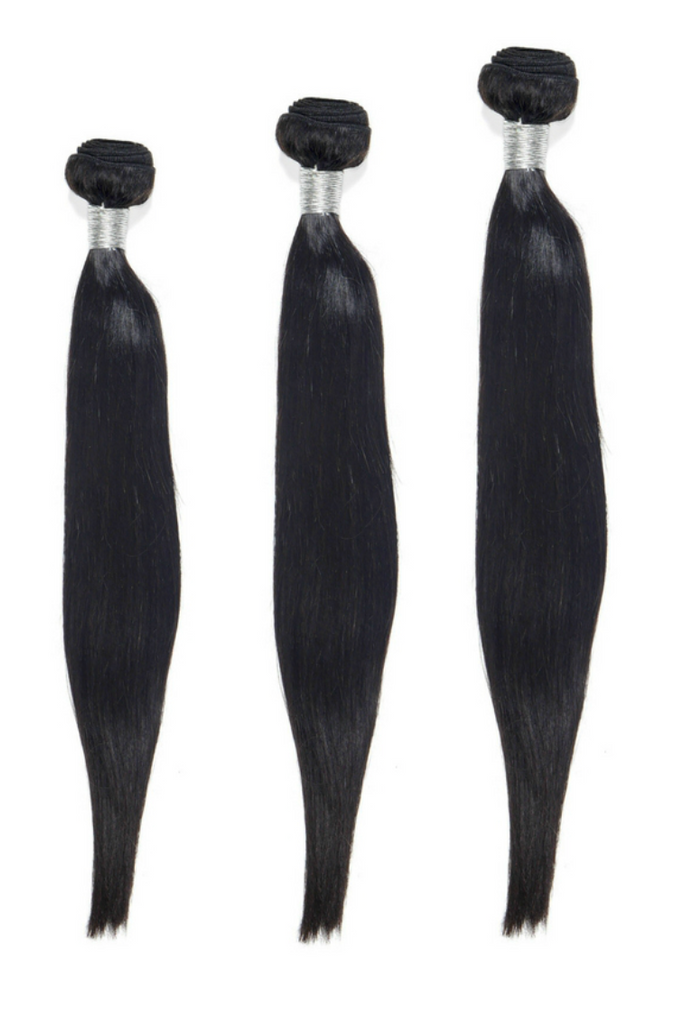 Straight Hair ( Goddess Collection ) 3 Bundle Deal