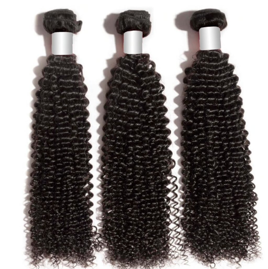 Kinky Curly ( Goddess Collection ) 3 Bundle Deal