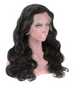 Bodywave Front Lace Wig Unit