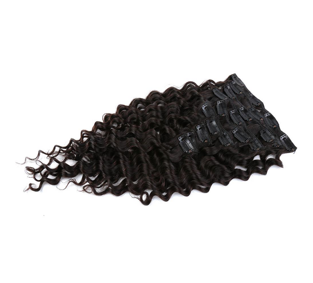 Deepwave Hair Clip In Extenstions