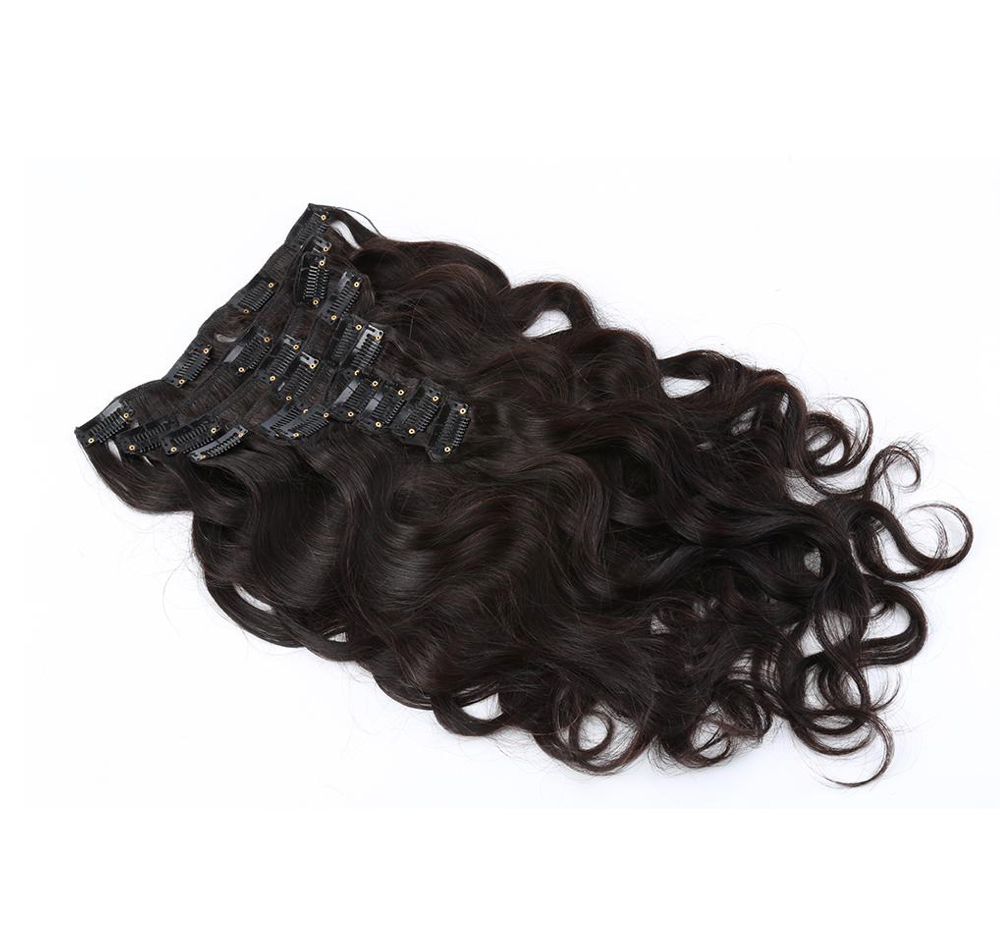 BodyWave Clip In Extensions