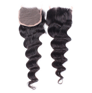 Standard Lace Free Part Closure (4x4)