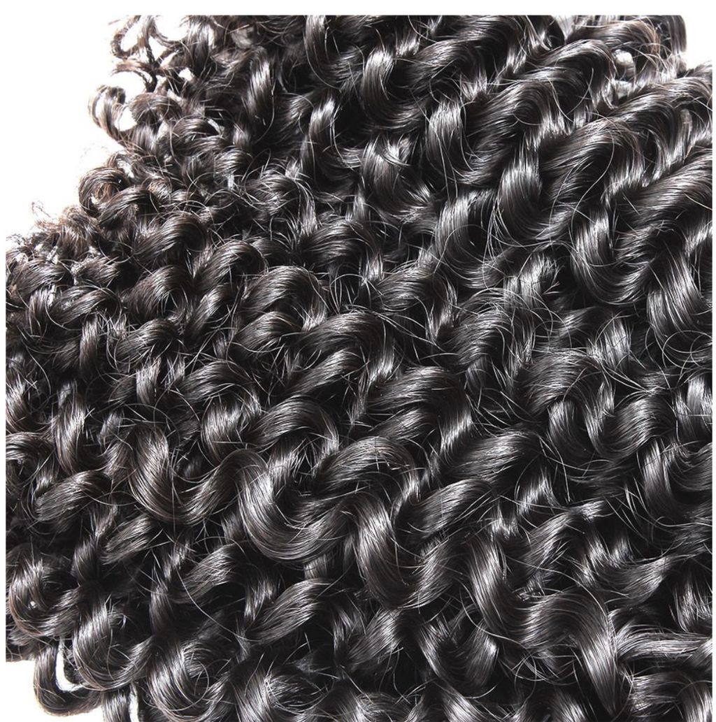 Curly Hair Industry Standard  Bundle Deal