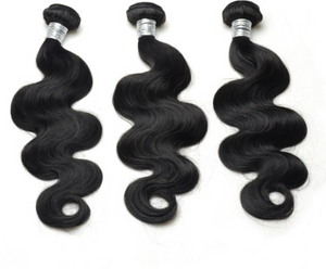Bodywave Hair 3 Bundles ( Goddess Collection )