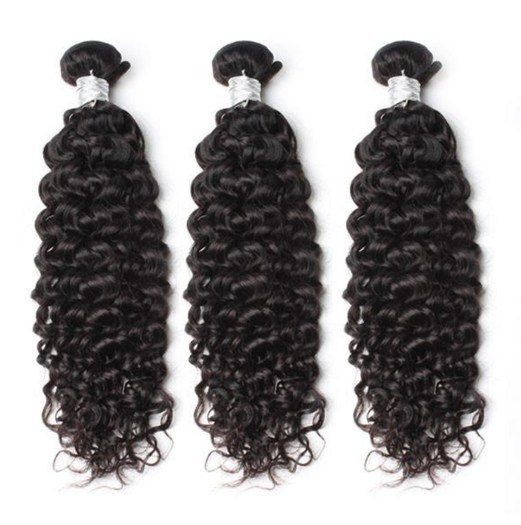 Curly ( Goddess Collection ) 3 Bundle Deal