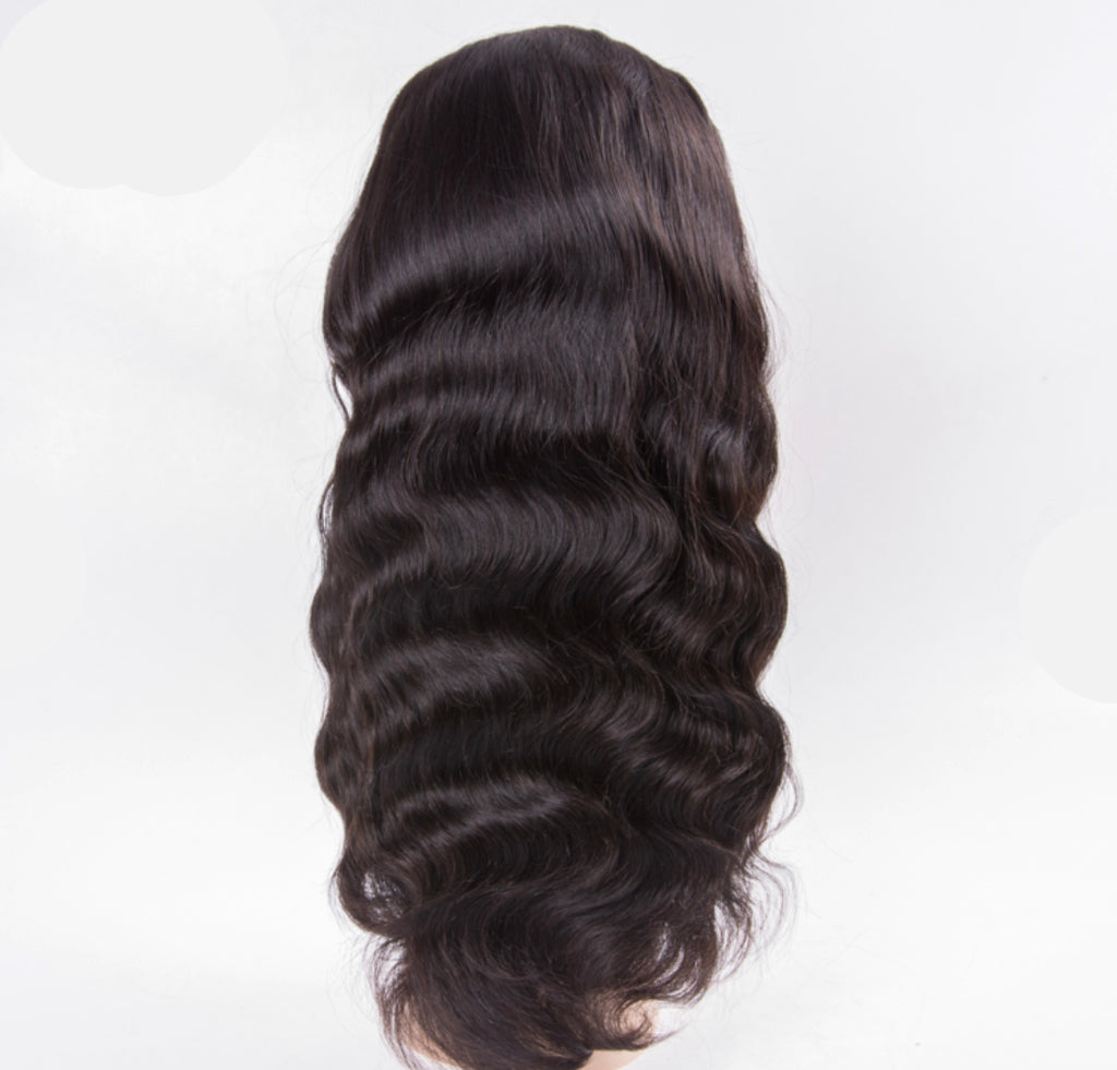 Bodywave Glue-Less Closure Wig Unit