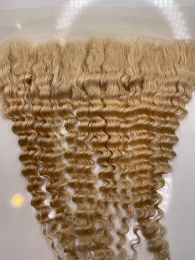 Deepwave Blonde Frontal 18 Inches