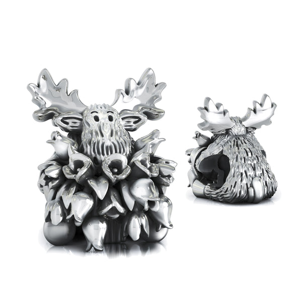 Tulip Bouquet Moose - Gold Grab Bag Bead Charm