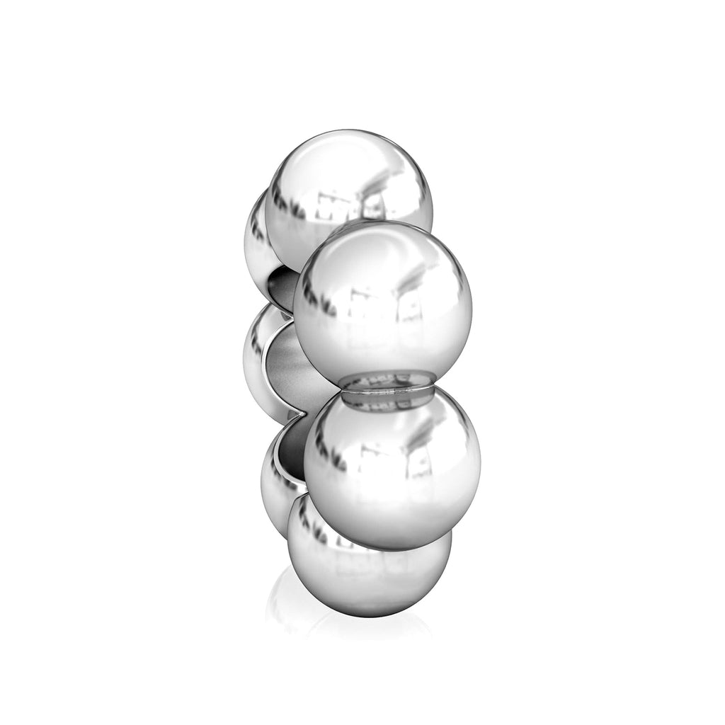 Spacer Bead Charm - Big Bubble - Bella Fascini fits Pandora