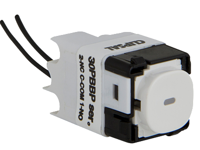 CLIPSAL IMPRESS Pushbutton LED - Capital Smarthomes