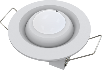PHILIO Z-Wave Plus Recessed Motion Sensor