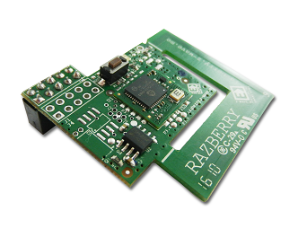 ZME Z-Wave Plus RaZberry Card V2