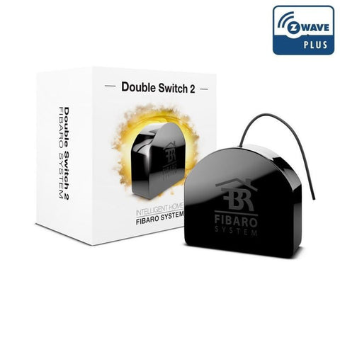FIBARO ZWave Double Switch 2nd Edition