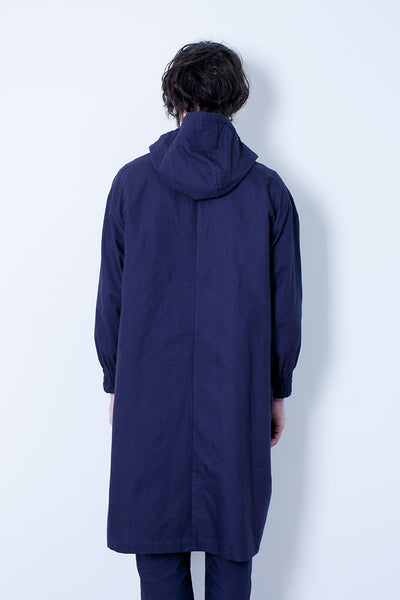 Unisex Hooded Coat
