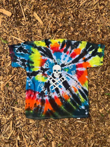 DTR YOUTH TIE DYE T SHIRT