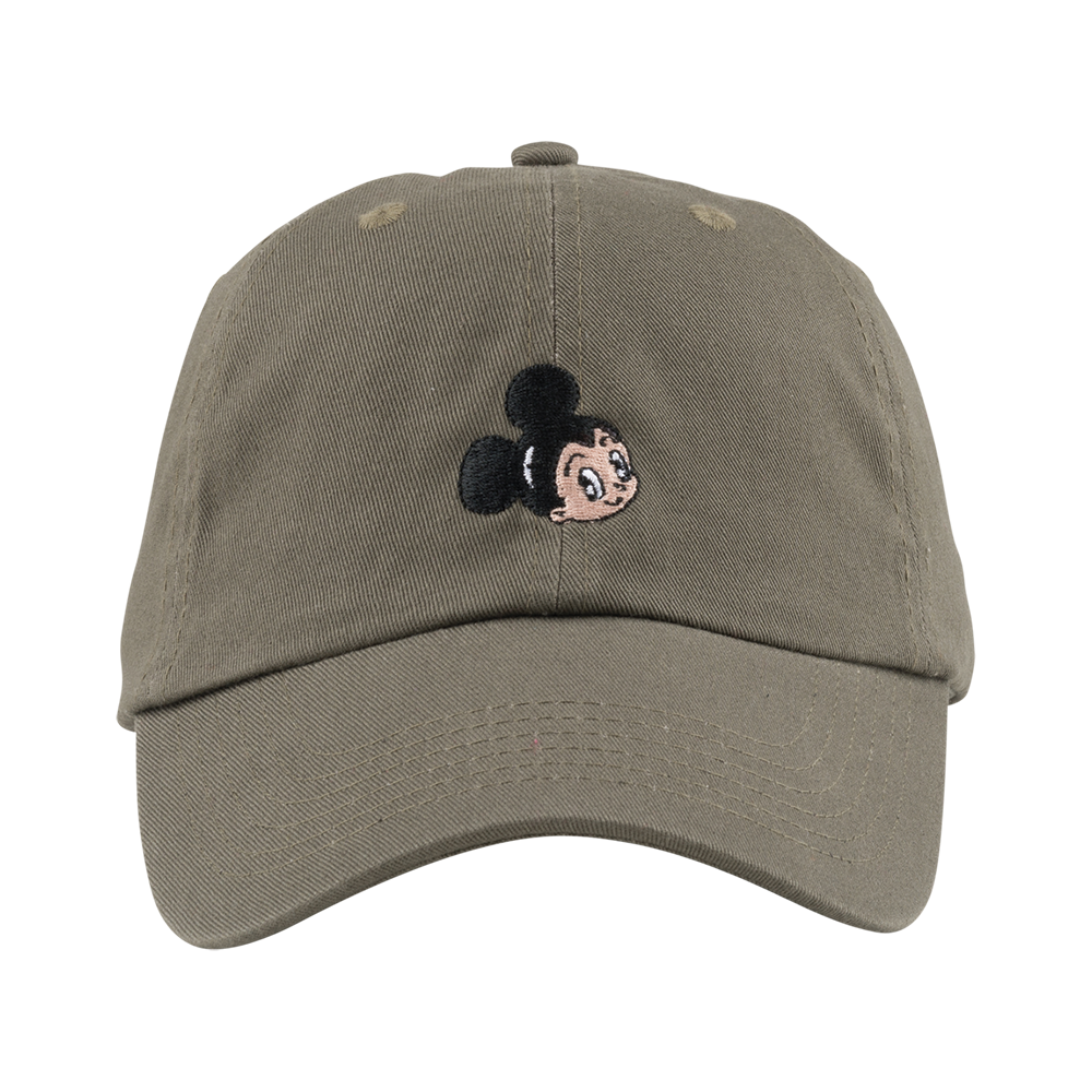 Astromouse Hat Olive