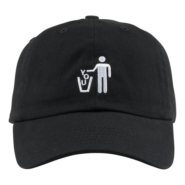 Dispose Of You Hat Black