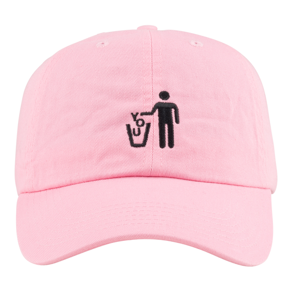 Dispose Of You Hat Pink