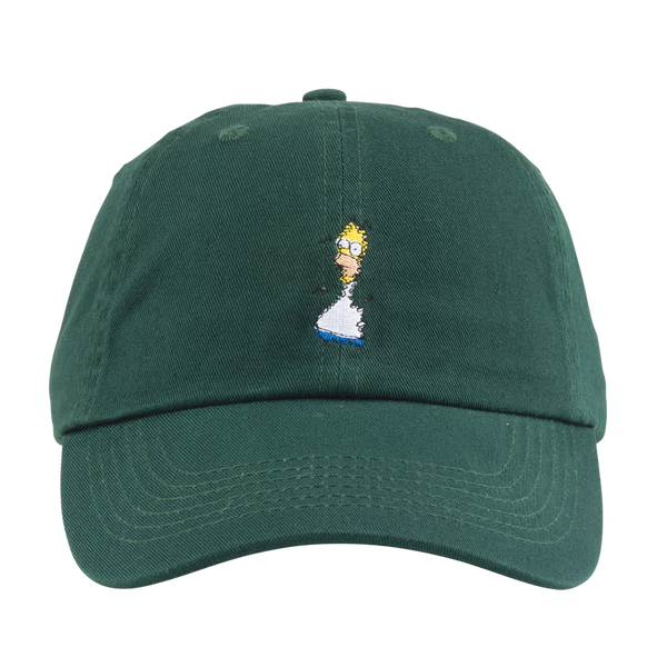 Fade Away Hat Green