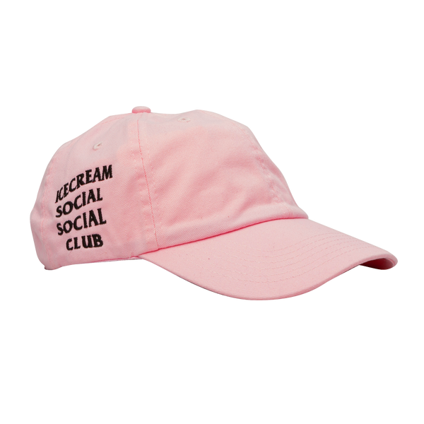 Icecream Social Social Club Hat Pink