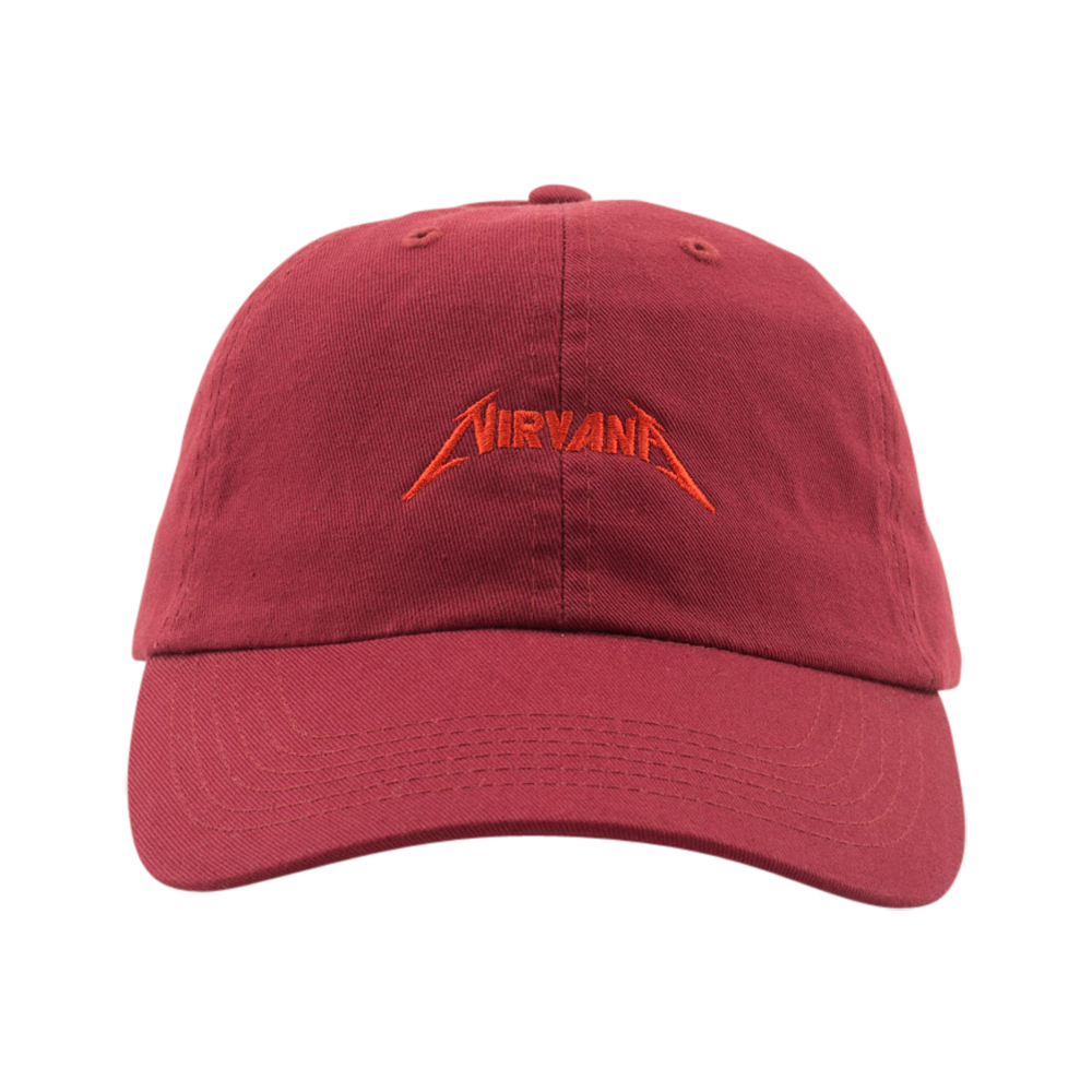 Nevermind Yeezy Hat Red