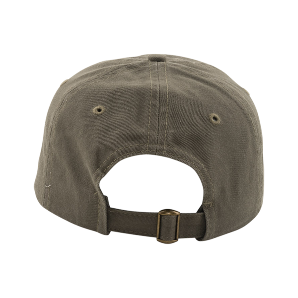 Calvin Brown Hat Olive