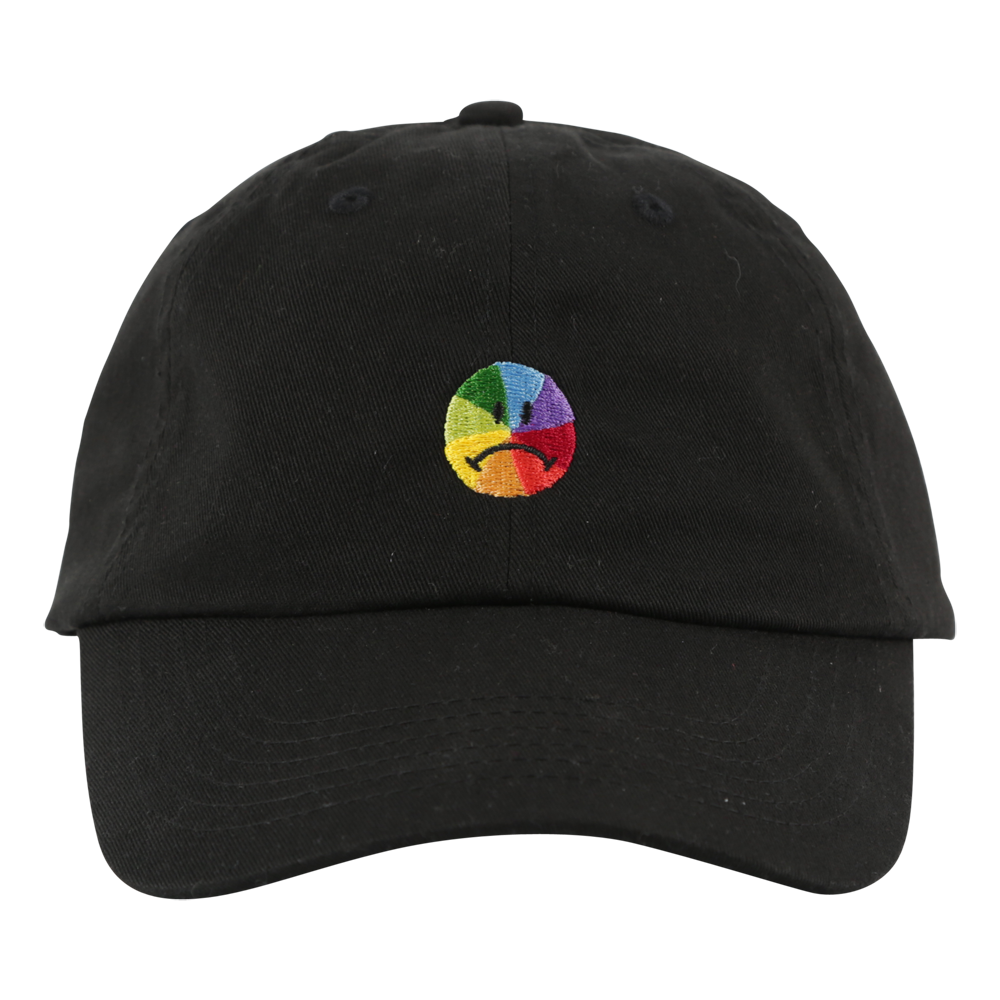 Cigarette Pinwheel Of Death Hat Black