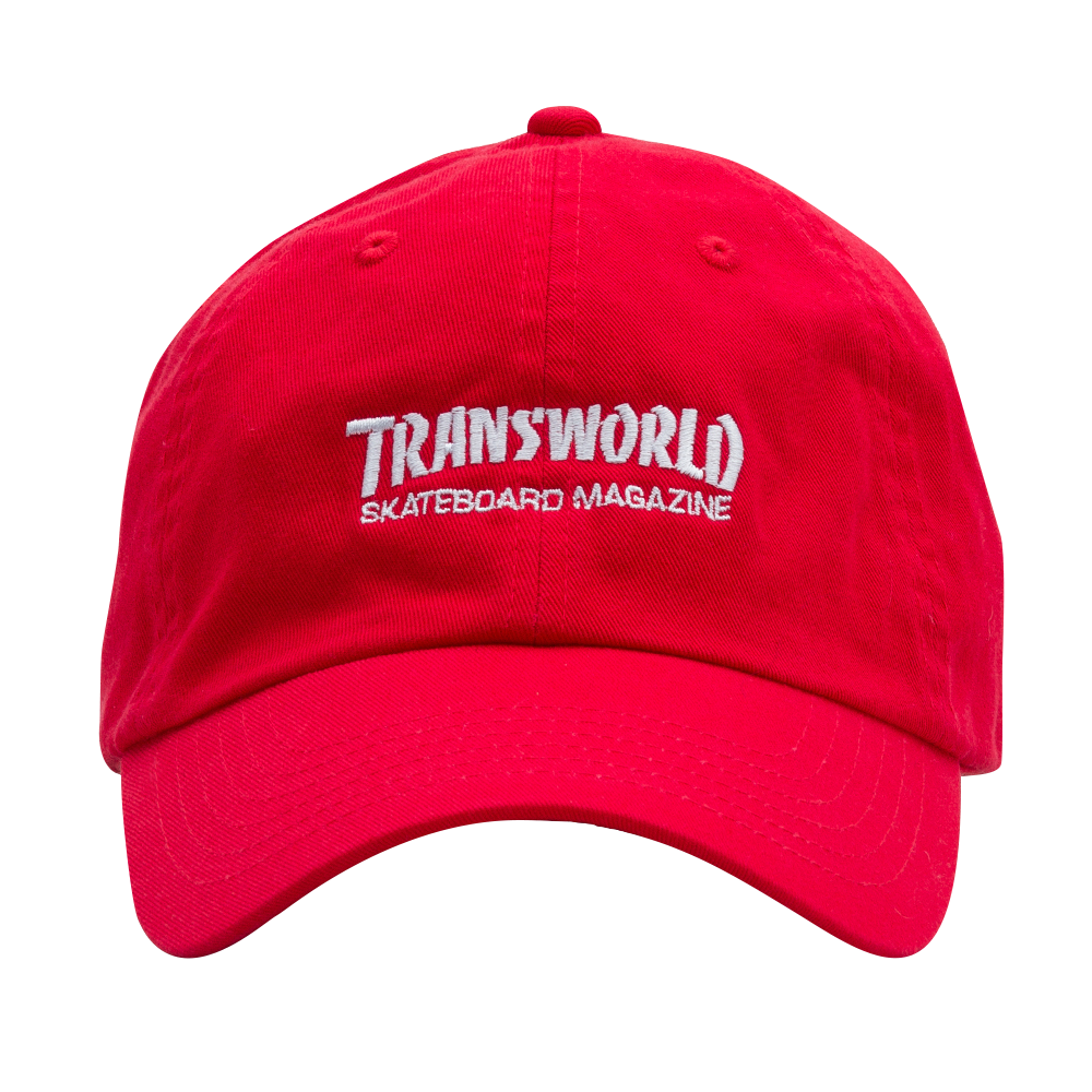 Print Wars Hat Red